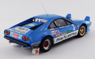 BEST9428/2 - FERRARI 308 GTB - Rallye El Corte Inglès 1985 - Zanini / Autet