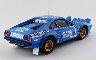 BEST9630/2 - FERRARI 308 GTB - Rally 1000 Miglia 1983 - Busseni - Ciocca