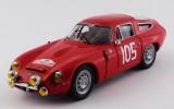 BEST9769 - ALFA ROMEO TZ1 - Tour de Corse 1964 - Rolland / Augias