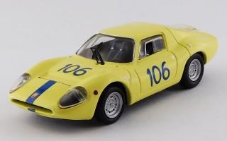 BEST9770 - ABARTH 1300 OT - Targa Florio 1968 - Virgilio / Panepinto