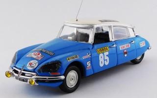 RIO4616 - CITROEN DS 21 - Rally de Portugal 1969 - Romaozinho / Jocames