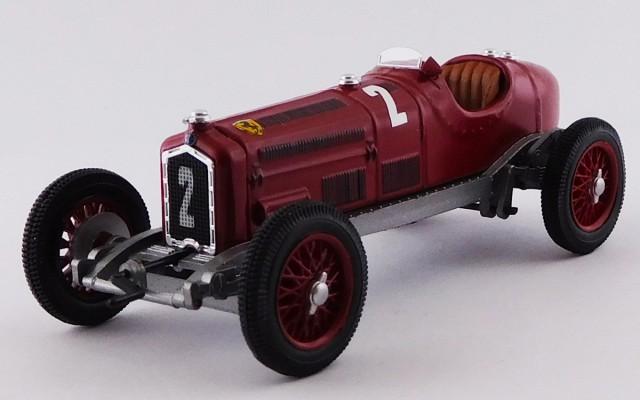 RIO4617 - ALFA ROMEO P3 - GP di Germania 1932 - Rudolf Caracciola