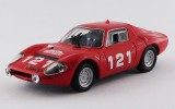 BEST9522 - ABARTH OT 1300 - Tour de Corse 1965 - Schlesser / Ballot Lena