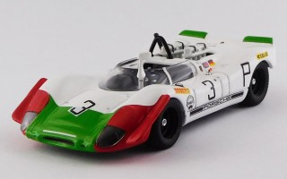BEST9771 - PORSCHE 908/02 - 1000 Km. Nürburgring 1969 - Elford / Ahre
