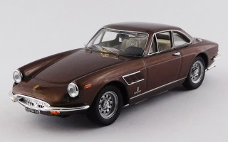 BEST9772 - FERRARI 330 GTC 1969 - Marrone / Brown