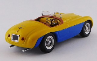 ART224 - FERRARI 166 MM BARCHETTA - 1949 - Evita Peron