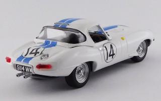 BEST9775 - JAGUAR E TYPE - 24H Le Mans 1963 - Hansgen / Pabst
