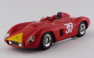 ART415- FERRARI 500 TR - Giro di Sicilia 1956 - G. Starrabba