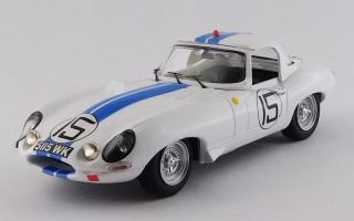 BEST9151/2 - JAGUAR E TYPE SPYDER - 24H Le Mans 1963 - Cunningham / Grossman