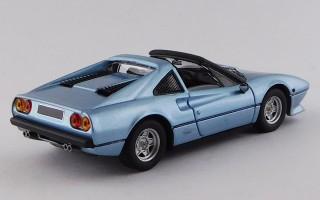 BEST9777 - FERRARI 308 GTS - 1978 - Azzurro Met. / Blue Met. Light