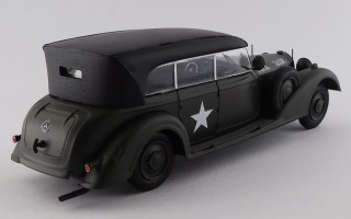 RIO4623 - MERCEDES 770 W - USA ARMY 1945 - with closed roof