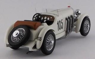 RIO4624 - MERCEDES BENZ SSK - Mille Miglia 1931 - Maino / Strazza