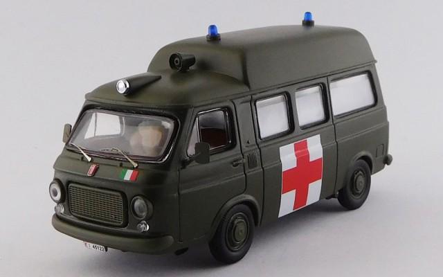 RIO4625 - FIAT 238 - Esercito Italiano 1970