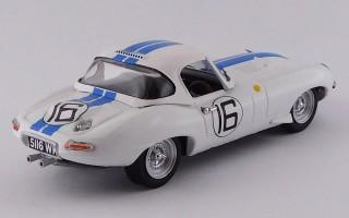 BEST9205/2 - JAGUAR E TYPE SPYDER - 24H Le Mans 1963 - Salvadori / Richards
