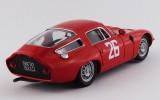 BEST9780 - ALFA ROMEO TZ1 - 1000 Km Monza 1965 - Pianta / Sala