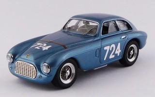 ART004/2 - FERRARI 195 S BERLINETTA - Mille Miglia 1950 - Marzotto / Crosara N 724
