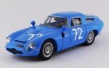 BEST9783 - ALFA ROMEO TZ1 - Targa Florio 1965 - Panepinto / Parla N 72
