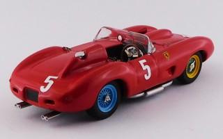 ART134/2 - FERRARI 335 S - 1000 Km Nurburgring 1957 - Collins / Gendebien N 5