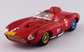 ART419 - FERRARI 315 S - 1000 Km Nurburgring 1957 - Hawthorn / Trintignant N 6
