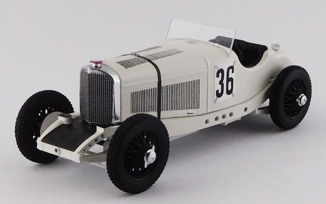 RIO4629 - MERCEDES-BENZ SSKL - Avus G.P. 1931 - Manfred Georg Rudolf von Brauchitsch N 36 3rd