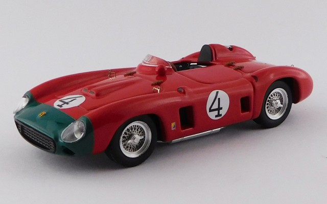 ART420 - FERRARI 860 MONZA - Swedish GP 1956 Sveriges - Fangio / Castellotti