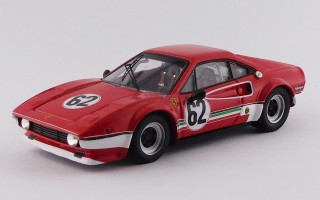 BEST9689 - FERRARI 308 GTB LM - Havířov International 1981 - M. Dantinne N 62