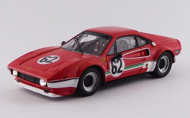 BEST9689 - FERRARI 308 GTB LM - Havířov International 1981 - M. Dantinne N 62