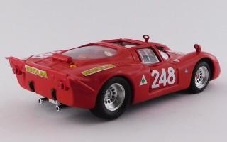 BEST9137/2 - ALFA ROMEO 33.2 - Targa Florio 1969 - Pinto / Alberti N 24