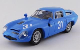 BEST9790 - ALFA ROMEO TZ 1 - 1000 Km. Di Monza 1965 - Panepinto / Facetti N 31