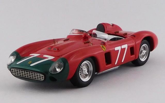 ART421- FERRARI 860 MONZA - Coppa d'Oro delle Dolominti 1956 - Gendebien / Washer N 77