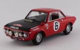 BEST9792 LANCIA FULVIA 1.6 COUPE' HF- Rallye Monte-Carlo 1971 - Lampinen / Davenport N 6
