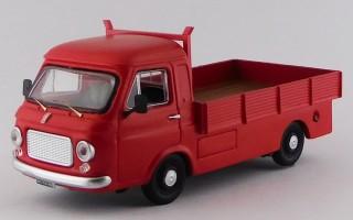 RIO46376 - FIAT 241 - Light Truck (versione allargata) - 1968 Rosso / Red