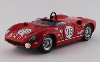 ART422 - FERRARI 275 P - Daytona 2000 Km. 1965 - Grossman / Piper / Hansgen / Rodriguez N 99