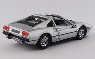 BEST9793 - FERRARI 208 GTS TURBO - 1982 - Grigio Met. / Gray Met,