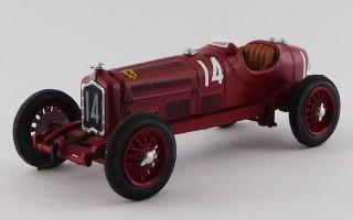 RIO4638 - ALFA ROMEO P3 TIPO B - Gran Premio di Pau 1935 - Tazio Nuvolari N 14 Winner