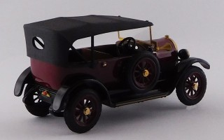 RIO4641 - FIAT 501 SPORT - Cabriolet closed 1919 - Bordeaux