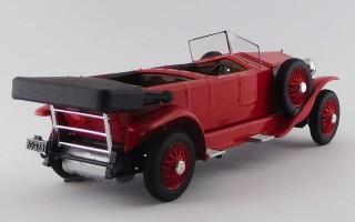 RIO4643 - FIAT 519 S TORPEDO - 1923 - Rosso / Red