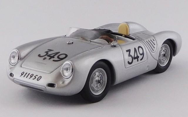 BEST9800 - PORSCHE 1500 RS - Mille Miglia 1957 - Umberto Maglioli N349