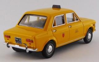 RIO4649 - FIAT 128 - Taxi Roma 1971