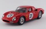 BEST9173/2- FERRARI 250 LM - Le Mans 1965 - Rintd / Gregory WINNER