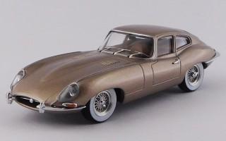 BEST9805 - JAGUAR E TYPE COUPE' - New York Motor Show 1961 - Opalescent Bronze