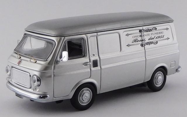 RIO4653 - FIAT 238 - Onoranze Funebri/Funeral honours 1972