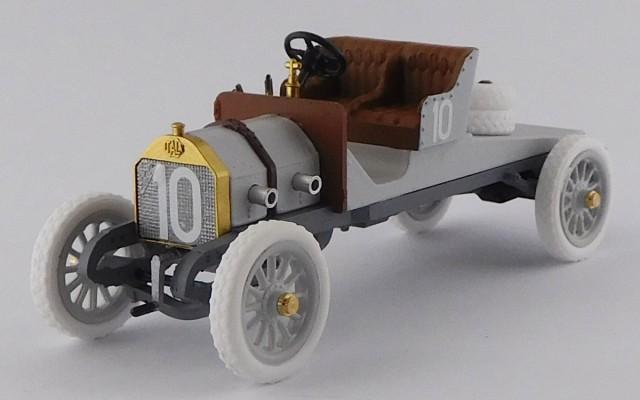 RIO4654 - ITALA 35/40 HP - Targa Florio 1906 - Ettore Graziani