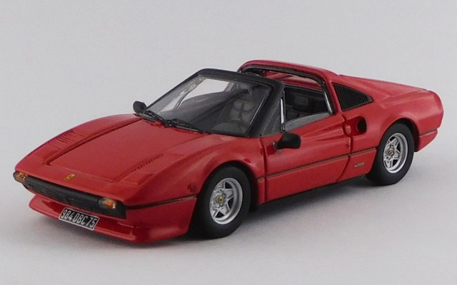 BEST9807 - FERRARI 308 GTS - Personal car Jean-Paul Belmondo