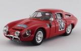 BEST9806 - ALFA ROMEO TZ1 - Critèrium des Cèvennes 1964 - Rolland / Augias nr64 - Winner