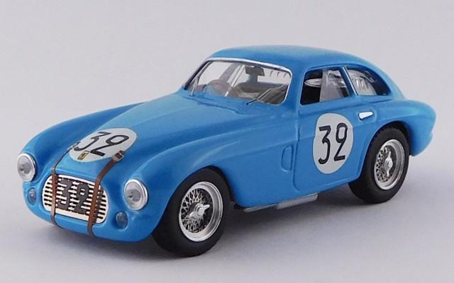 ART108/2 - FERRARI 166 MM BERLINETTA - 24h Le Mans 1951 - Simon / Haig