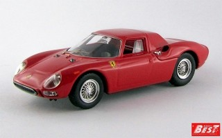 BEST9008/2 - FERRARI 250 LM - 1964 - Prova