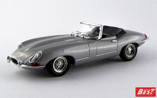 BEST9027/2 M - JAGUAR E TYPE SPYDER -