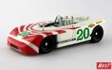 BEST9050/2 - PORSCHE 908-03 - Targa Florio 1970 - Elford / Hermann