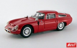 BEST9059 - ALFA ROMEO TZ1 - 1963 - Prova